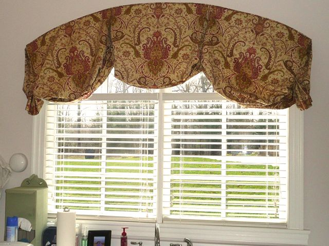 Brownsburg custom valances