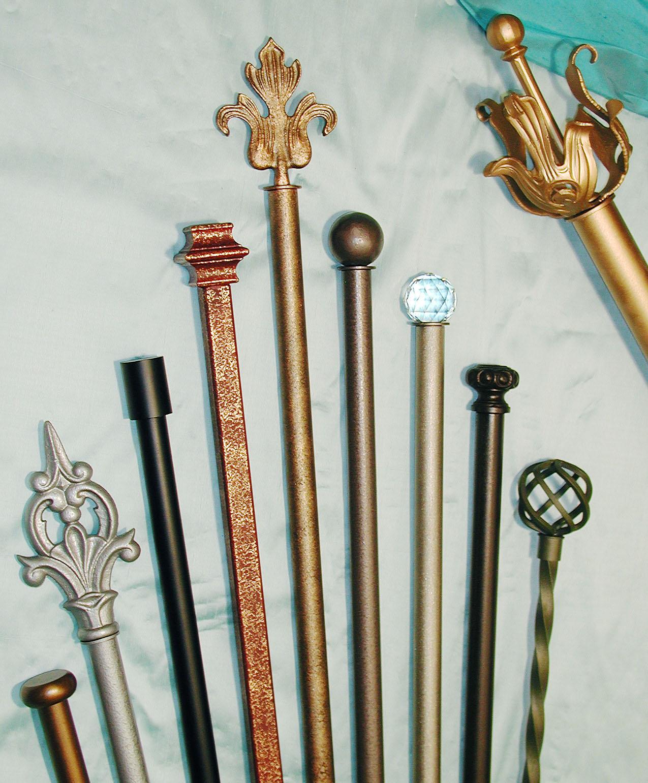 Brownsburg drapery hardware