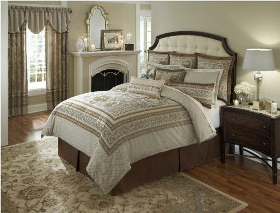 Brownsburg counties heirloom bedding