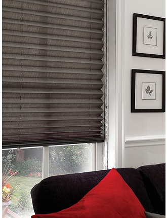 Brownsburg Pleated Shades