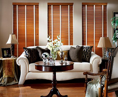 Brownsburg Wood Blinds