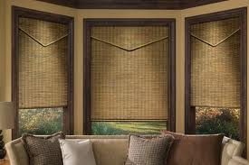 Brownsburg Woven Wood Shades